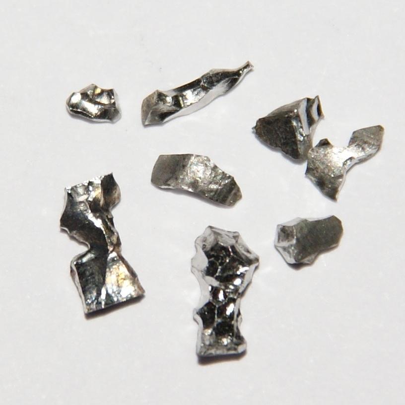 how to make iridium metal