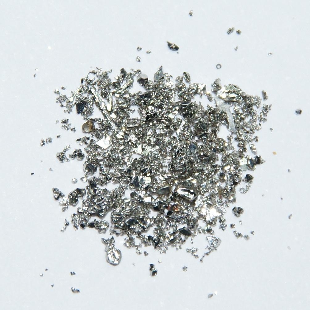 palladium crystals - Get Your Shine On: Palladium & Platinum Are Perfect!