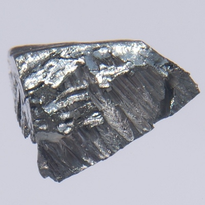 Piece of lutetium